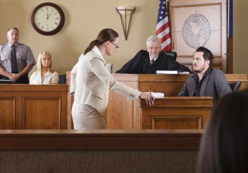 Defending a Charge of Domestic Violence in California