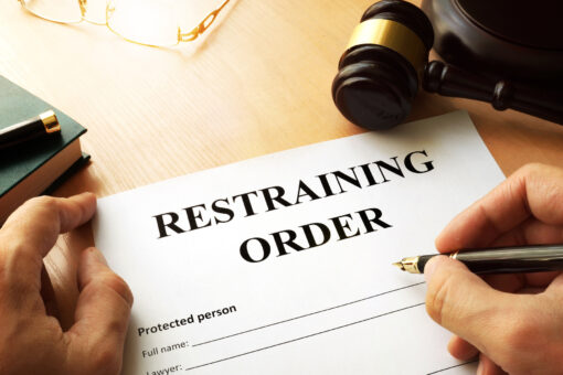 Ask a Criminal Defense Attorney in Orange County CA: What Happens if I Break the Terms of a Restraining Order?